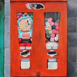 Ohne Titel // Acryl auf Leinwand // 60x50 cm // 2011