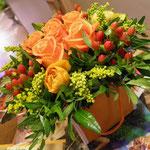 """ Orangette "" Du 17/01/2014 au 23/01/2014"