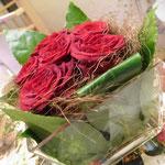 """ Rouge en vase..."" Du 14/11/2014 au 20/11/2014"