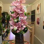 """"""" L'envol de l'orchidée """" Du 15/11/2013 au 21/11/2013"""