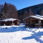 Chalet montagne 4/6 personnes en hiver