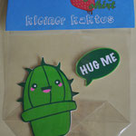 "Sticker ""Hug Me"" Kaktus"
