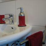 Waschbecken WC OG