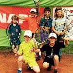 Tennis-Nachwuchs