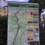 Treffpunkt Hoftaferne: Ausgangspunkt für verschiedene Laufstrecken