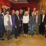 Gruppenbild der Vorstandschaft des DJK Neuburg