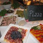 Antipasti Italienisches Buffet