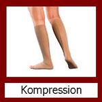 Kompressionsstrümpfe