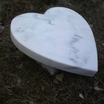Marmor-Herz