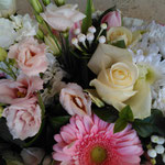 détail des fleurs