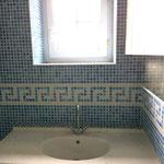 Salle de bain gîte de l' Amandier