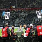 Football national Germany vs. Brazil, Olympic Stadium Berlin, 2018