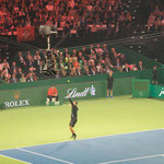 Match for Africa with Roger Federer, 2017