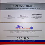 Bled II CAC & Res. CACIB...25.06.2017