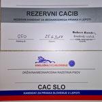 Bled II CAC & Res. CACIB...25.06.2017