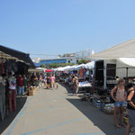 Donnerstag Markt in Porto Cesareo