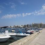 Hafen Porto Cesareo