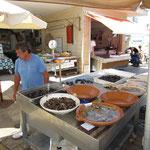 Fisch-Markt Gallipoli