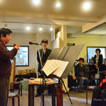 10/30・10/31 増田豊春氏による小さな笛の紹介
