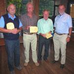 1 Platz: des Ligneris Geoffrey, Stähli Alfred, Krentel Rolf