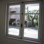 アンティークフランス窓