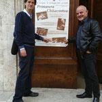 Ascoli con Domenico Ascione 2016