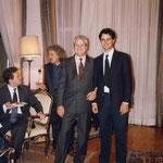 Con Gianni Leonetti