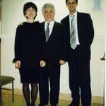 Con Angelo Persichili e Maria Teresa Palermo