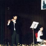 Palmi Concerto dei premiati