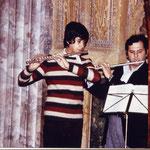 Con Vincenzo Bisanti