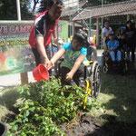 インドネシア Pusat Rehabilitatsi Yakkum Yogyakarta