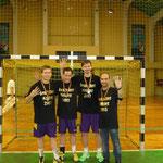 Deutscher Meister 2013 mit den Füchsen Berlin mJA