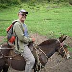 Jose y su mula, Mosca