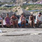 Anchor Bay: Ferdy, Lourdes, Jose, Geli, Virgi y Ramón