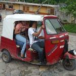 Los mototaxis