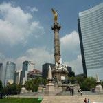Monumento a la Independencia, conocido como El Ángel