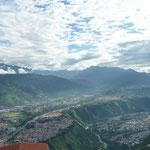 Mérida y Ejido entre montañas