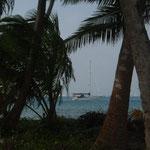 El Cap's atrás de la isla