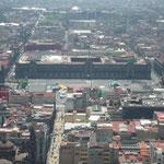 El casco histórico desde la Torre Latino