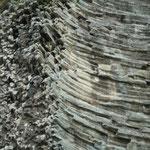 Boquete. Curiosa formación de las rocas