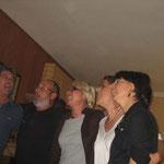 Y después karaoke