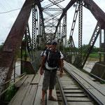 En tierra de nadie, en mitad de Panamá y Costa Rica