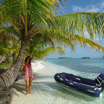 Green Island, una playa preciosa