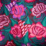 Detalle vestidos típicos de Zinacantán