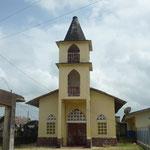 Iglesia de Río Azúcar