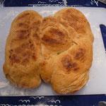 El rico pan que prepara Jose, cada día mejor