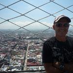 Panomárica de 360 grados desde lo alto de México