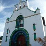 Iglesia de San Juan de Chamula