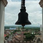 El campanario de la Iglesia de la Merced