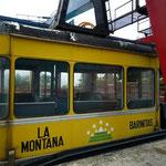 Primera estación del funicular más alto y largo del mundo, Barinitas